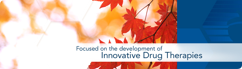 Focused on the development of Innovative Drug Therapies